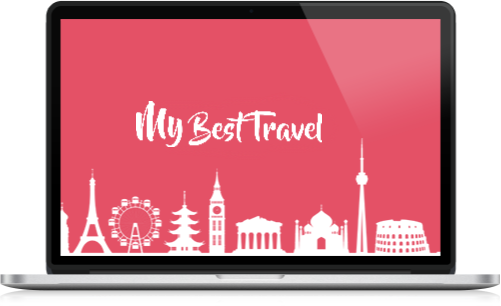 Laptop my best travel